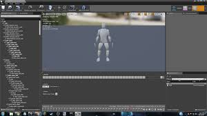 tutorial for blender 2 74 import blender rigged character animation went wrong ue4 answerhub