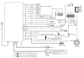 car alarm installation wiring diagram 28 images car alarm