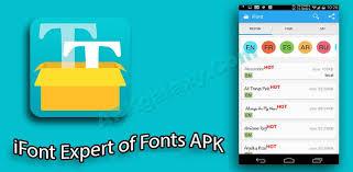 ifont apk ifont expert of fonts donate v5 8 4 apk apkgalaxy