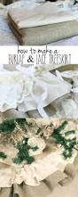 best 25 burlap tree skirt ideas on pinterest burlap tree skirt