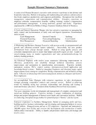 summary on a resume examples nice looking resume summary statement example 10 examples cv splendid design inspiration resume summary statement example 2 example resume summary statement