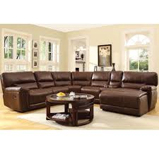 Leather Sectional Sofa With Power Recliner Furniture Amazing Leather Reclining Sectional Sofa Design