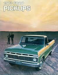 Vintage Ford Truck Brochures - 1973 ford f 100 xlt pickup truck coconv flickr