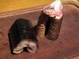 cuisiner une anguille salade de lentilles à l anguille fumée cuisine de la mer