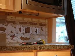 removing kitchen tile backsplash tile backsplash removal