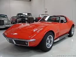 1969 corvette for sale canada 1969 chevrolet corvette daniel company