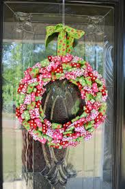 Spring Wreaths For Door by Spring Wreaths For Your Front Door Simply Kierste Design Co