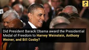 Obama Bill Clinton Meme - fact check president obama awarded the presidential medal of