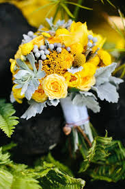 52 best yellow wedding bouquets images on pinterest bridal