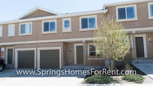 homes for rent in colorado springs colorado springs rentals