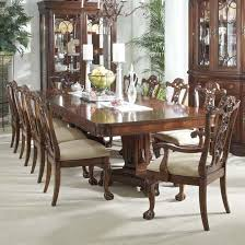 11 dining room set belfort signature westview 11 dining set with