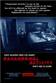 ver paranormal activity