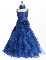 Royal Blue Wedding Royal Blue Flower Dresses