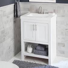 Home Depot Bathroom Vanity Cabinets by Shop Bathroom Vanities Vanity Cabinets At The Home Depot Console