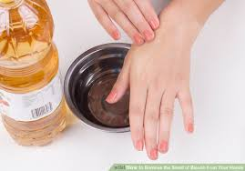 Bleach Spirits From Within Now 3 Ways To Remove The Smell Of Bleach From Your Hands Wikihow