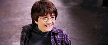 harry potter smile gif u0026 share giphy