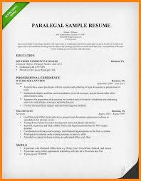 Paralegal Resume Template Paralegal Resume Download Sample Of Paralegal Resume Huerta