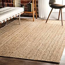 Large Jute Area Rugs Amazon Com Safavieh Natural Fiber Collection Nf447a Hand Woven