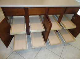 Kitchen Cabinet Pull Outs by 76 Best Pull Out Shelves Kitchen Cabinets Images On Pinterest