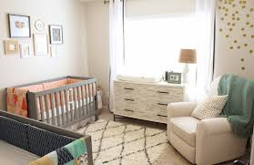 Neutral Nursery Decorating Ideas A Gender Neutral Nursery