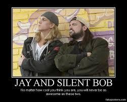 Jay And Silent Bob Meme - jay and silent bob poster by cwpetesch on deviantart