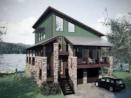 narrow lake house plans lake house plans narrow lot home design plan
