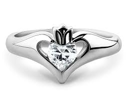 claddagh ring story ring claddagh ring uls cz beautiful traditional claddagh ring