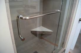 Shower Glass Door Parts Shower Glass Door Handles Deboto Home Design Glass Door Handles