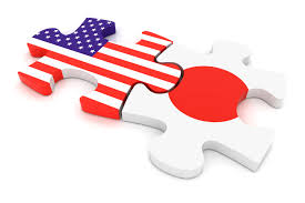 Japanese Navy Flag The Relationship Of The United States And Japan