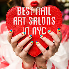 best nail art salons in nyc top four salons