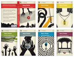 Harry Potter Designs Harry Potter Covers From Around The World Which One Is Your