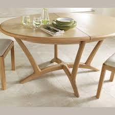 home design best unusual round extendable dining table modern