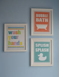 bathroom quote wall art printables kids large size bathroom kids wall art decorating colors for happiness bath
