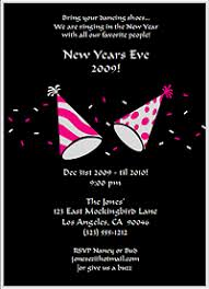 new year invitation new year party invitations for christmas for christmas