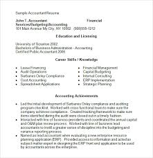 accountant resume template accountant resume template word greenjobsauthority