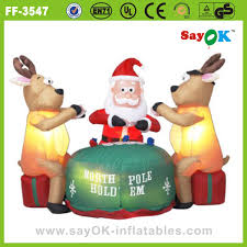 Large Christmas Inflatable Yard Decorations by Large Christmas Inflatables Large Christmas Inflatables Suppliers