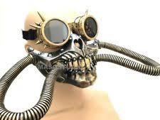 Halloween Costume Gas Mask Gas Mask Costume Ebay