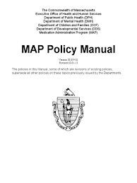 map policy manual identity document physician