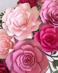 paper flower paper flower kiy kits by paperflora paperflora flores y rosas