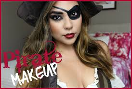 where to buy good halloween makeup pirate halloween makeup youtube
