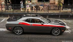 Dodge Challenger Rt Horsepower - 2016 dodge challenger special edition models