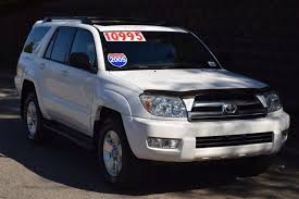 4runner toyota 2005 used 2005 toyota 4runner for sale raleigh nc cary 26894a