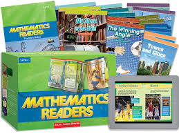 mathematics readers level 5 kit teacher created materials