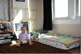 chambre bébé montessori le lit bébé version montessori superliposés