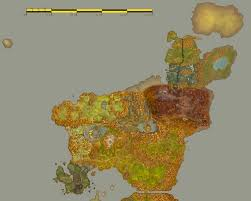 Wow Kalimdor Map Zul U0027aman Did 2 3 Show Us Everything Scrolls Of Lore Forums