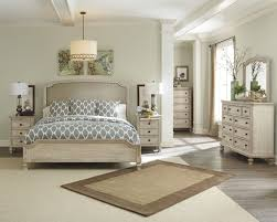 The Demarlos Collection By Ashley Furniture Dream Bedroom - Bedrooms with white furniture
