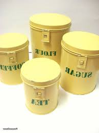enamel kitchen canisters yellow kitchen canister sets blue canisters enamel made in japan