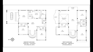 South Facing Duplex House Floor Plans by North Facing House 01 3d Image Plan U0026 Shuttering Deatils Youtube