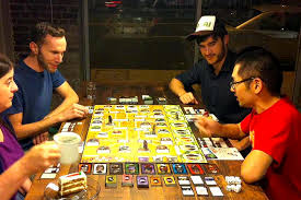 best new table games best bars with board games in los angeles cbs los angeles