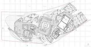 frank gehry floor plans guggenheim bilbao frank gehry 1997 museum plans pinterest